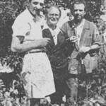 En 1948, Paul Le Flem, Jacques Chailley et Jolivet se retrouvent ensemble en vacances à la Trinité-sur-Mer.