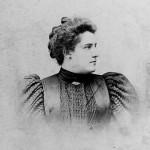 Madeleine Pérault (1874-1936). Mère d'André Jolivet.