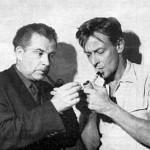 """C'est le danseur et chorégraphe Georges Skibine qui a """"mis en danse"""" le Concerto pour piano de Jolivet en 1958. Au-delà de celui de la musique, Jolivet et lui avaient aussi les goûts communs du tabac, des vins fins et de la luge..."""
