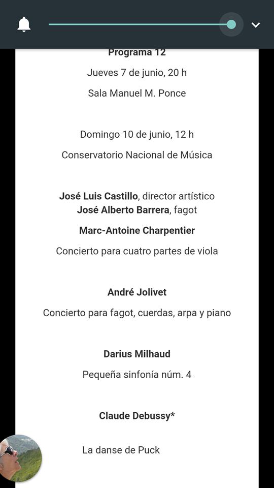 Concerto pour basson Mexico 2018 1